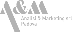 logo A&M Analisi e Marketing disattivo