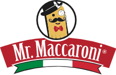 logo Mr. Maccaroni originale