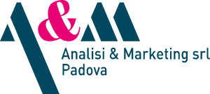 logo A&M Analisi e Marketing originale